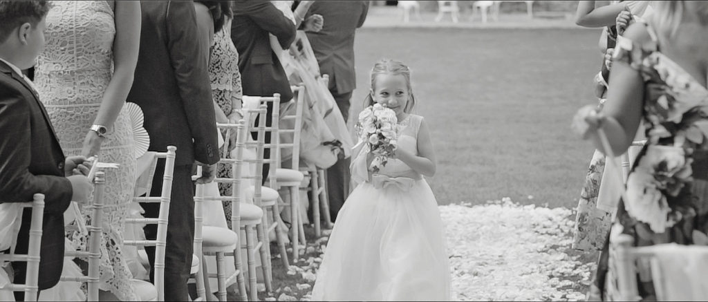 Leez Priory Wedding - Emma & Tony